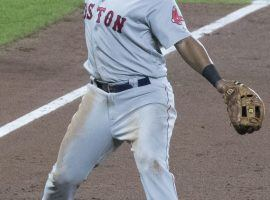 Rafael Devers has been one of the hottest hitters in MLB over the past two weeks. (Image: Wikipedia)