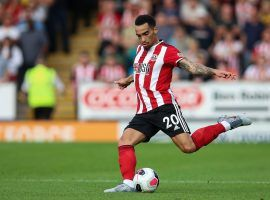 Defender Kean Bryan and Sheffield United will have their work cut out for them if they want to stay in the Premier League past this season. (Image: Jason Wilson/Sportimage)