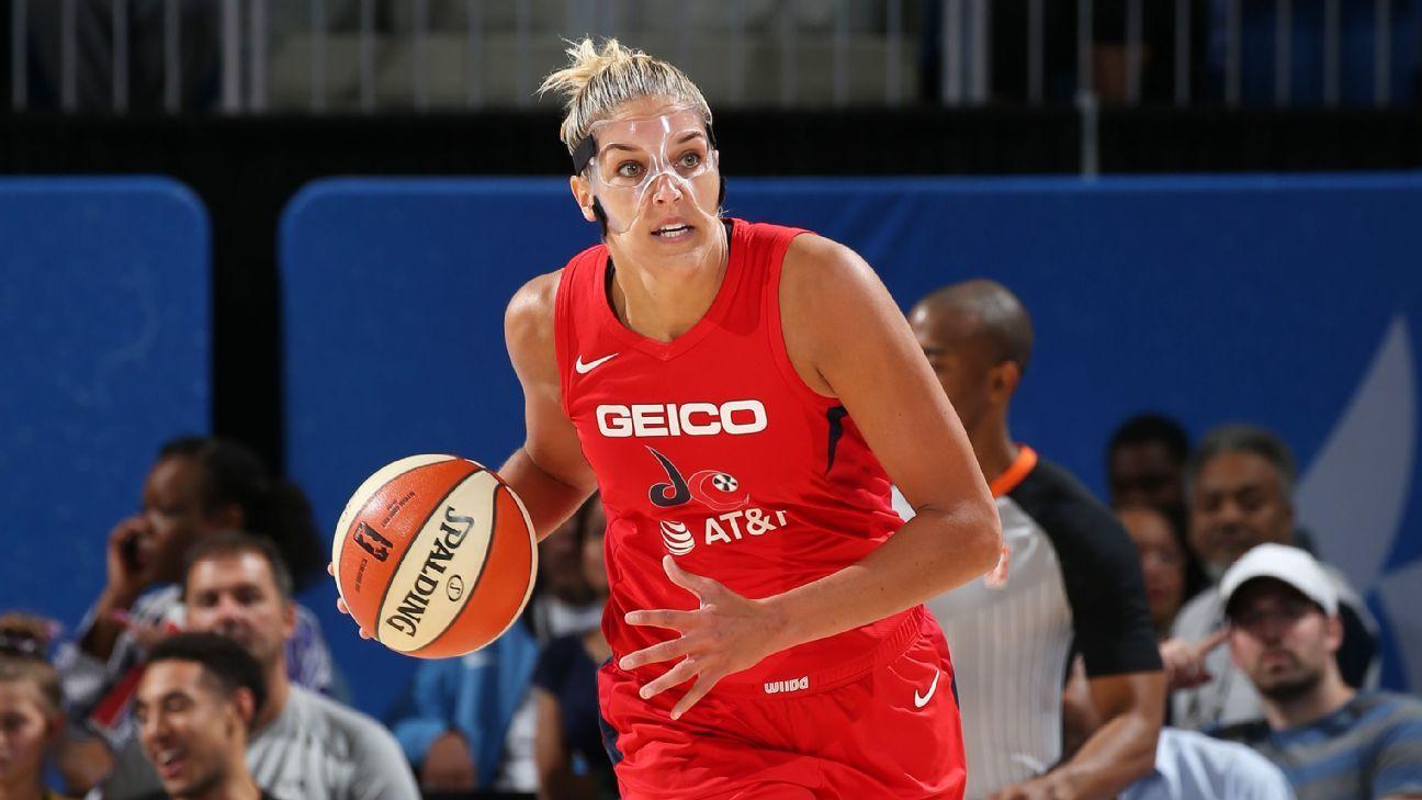 : WNBA playoffs Washington Mystics