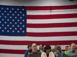 Iowa voters will caucus on February 3, 2020.