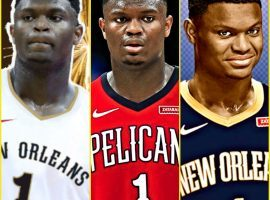 The NBA has decided the teams to watch this year, and have included the New Orleans Pelicans high on the list -- presumably due to new kid on the block Zion Williamson. (Image: Interbasket.net)