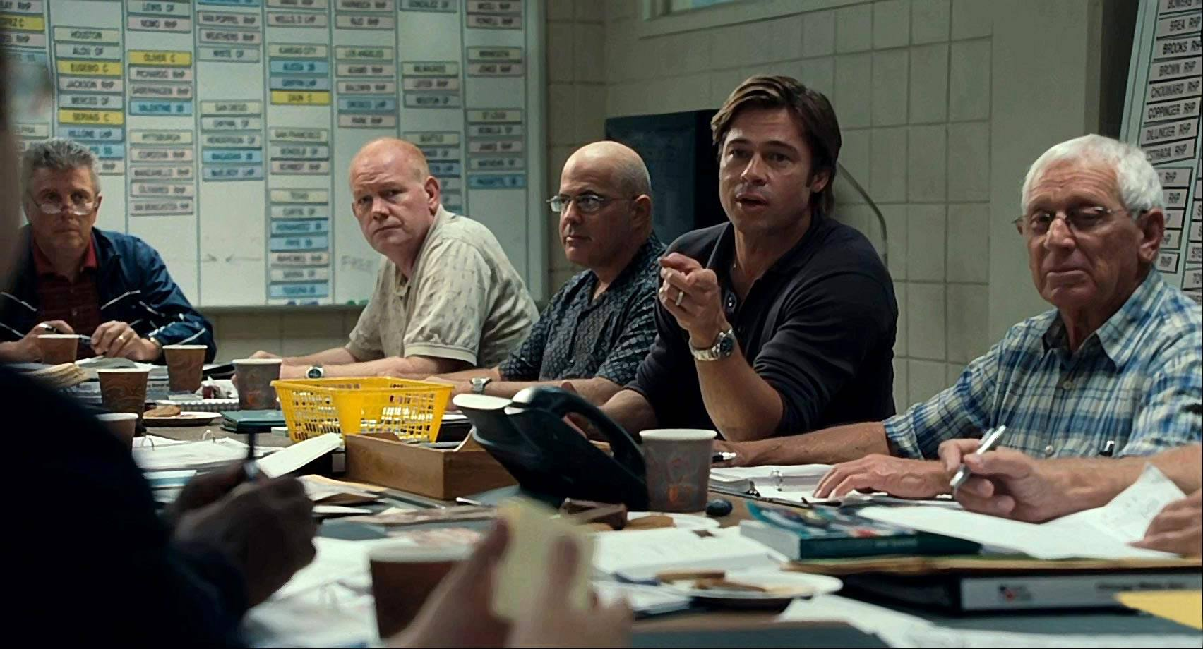 In Moneyball, if walks are good, you don't give an intentional walk to an opposing team