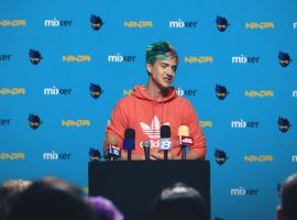 Tyler 'Ninja' Blevins announcing his migration from Twitch to Mixer to stream Fortnite. (Image: Twitter)
