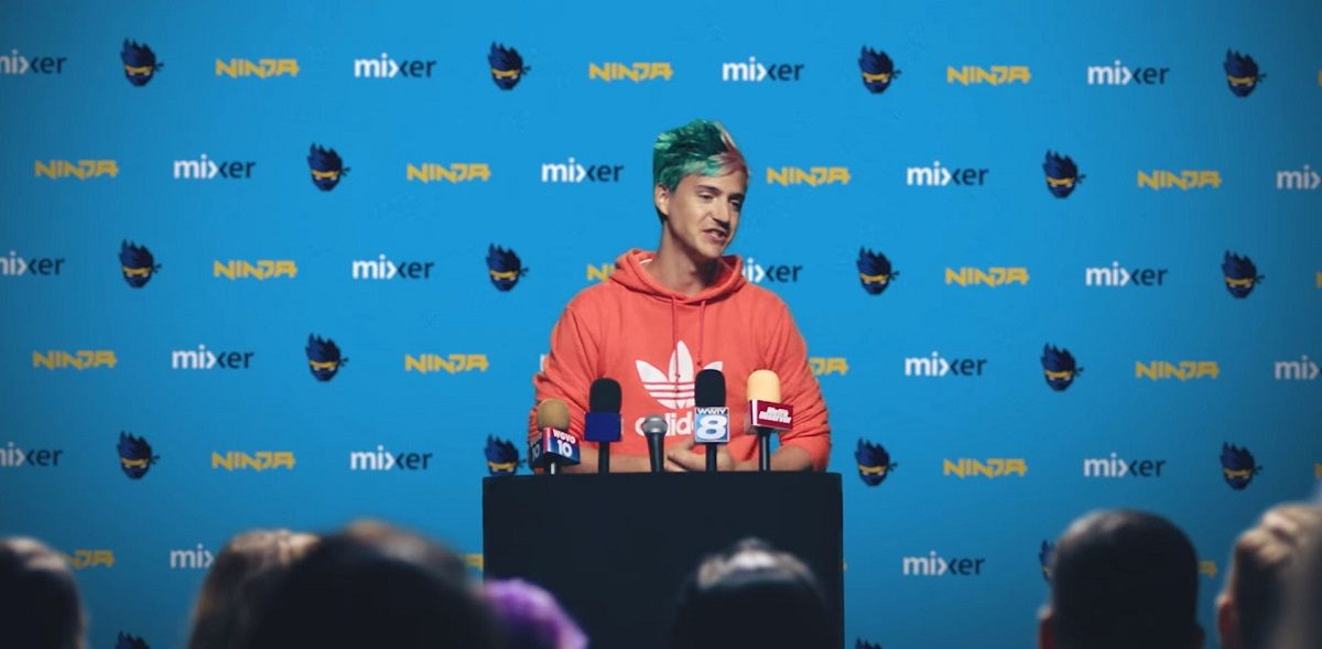 Ninja Leaving Twitch to Stream Fortnite Exclusively on