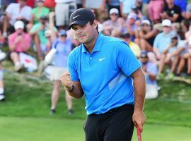 Patrick Reed won his first event since the 2018 Masters at Sunday's Northern Trust. (Image: AP)