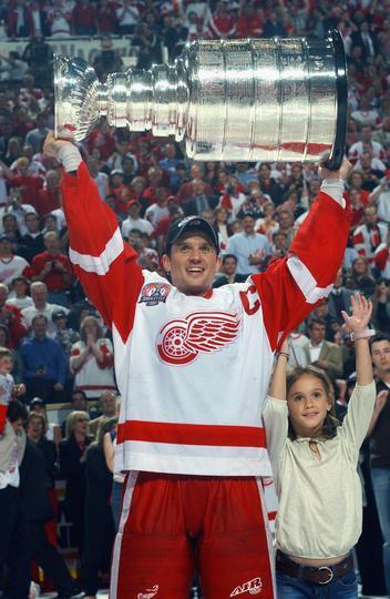 Steve Yzerman Stanley Cup