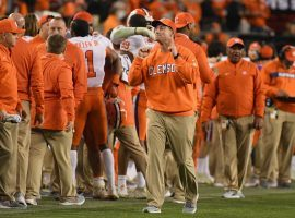 Can Clemson or anyone else finish the regular season without a loss.