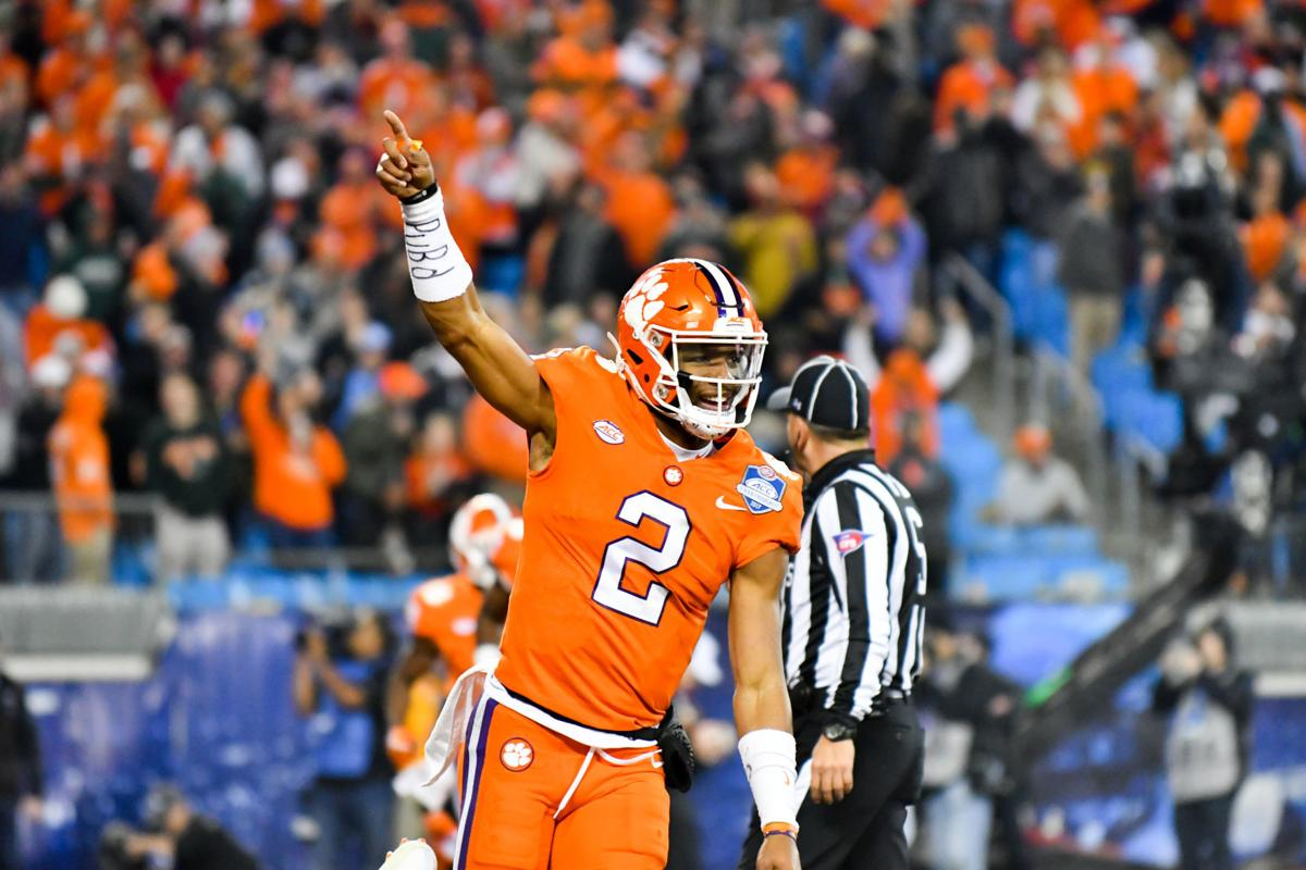 Clemson football ranked #1