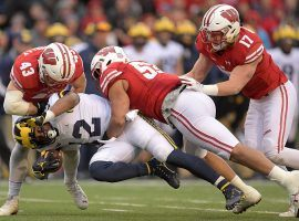 Ranked Michigan and Wisconsin play this week in Madison.