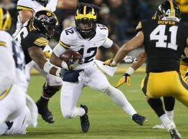 Iowa travels to Michigan for a Big Ten East vs. West showdown. (Image: USA Today)