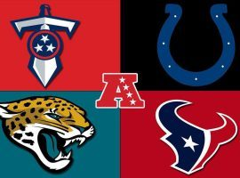 Who wants to win the AFC South automatic playoff slot? (Image: Battle Red Blog)