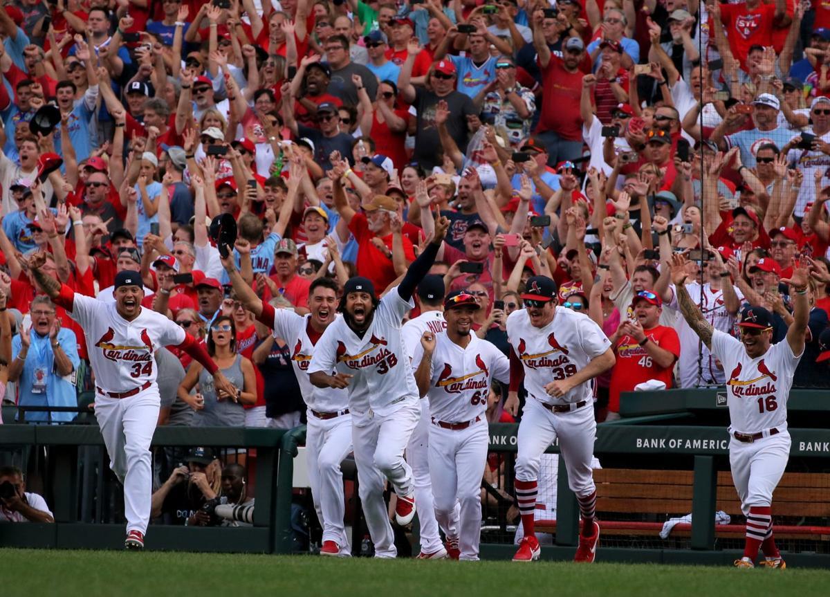 St. Louis Cardinals Win NL Central