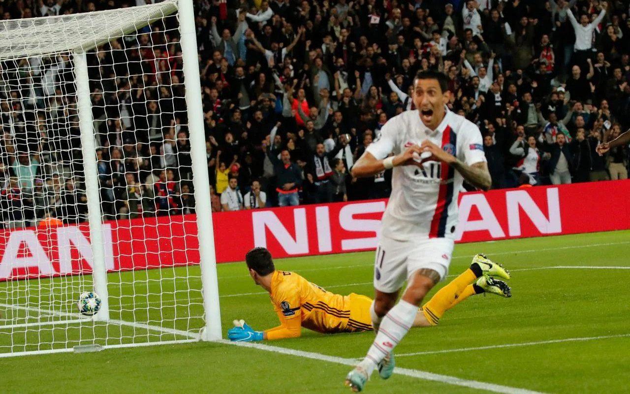 Champions League PSG Real Madrid