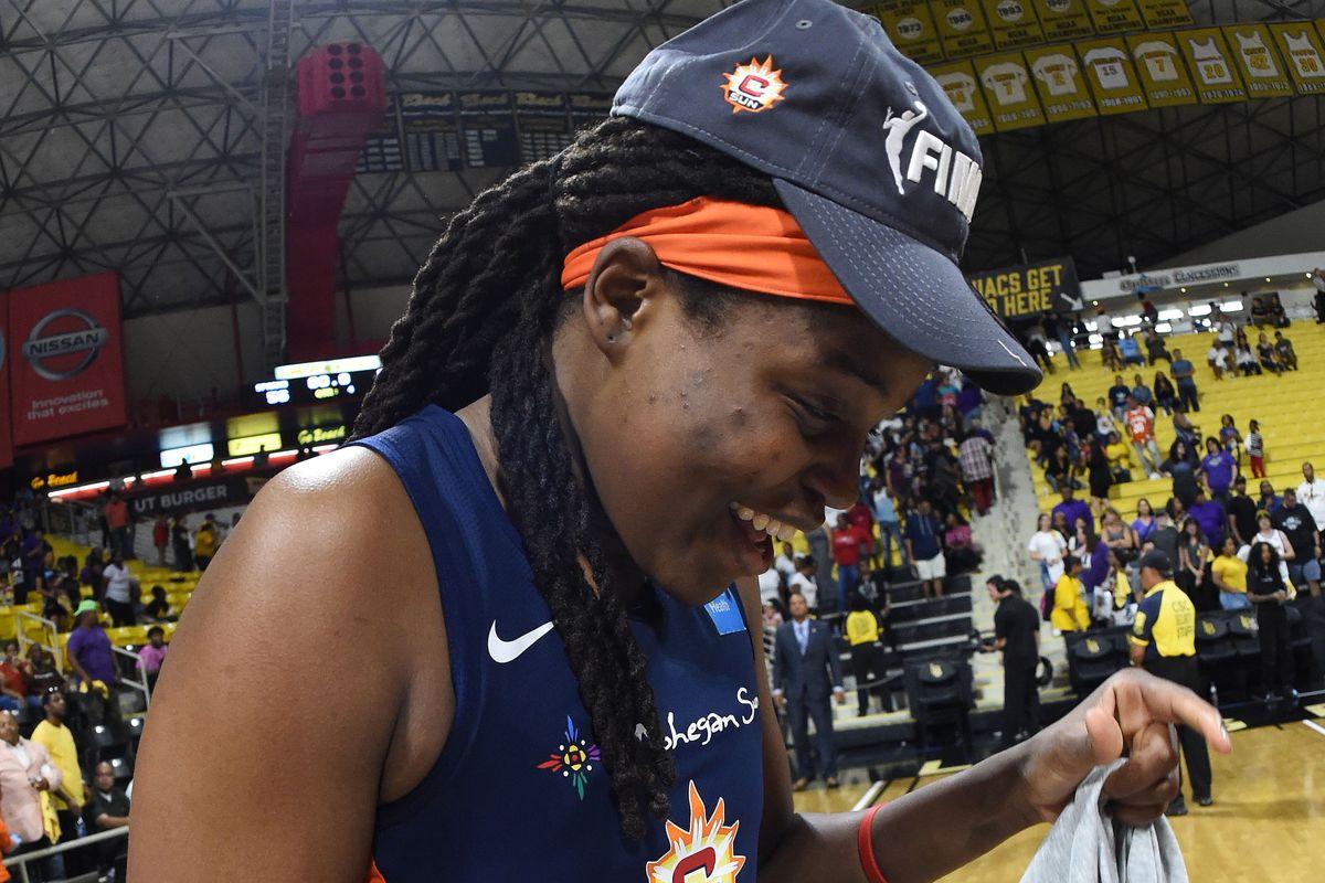 Sun Mystics Aces WNBA