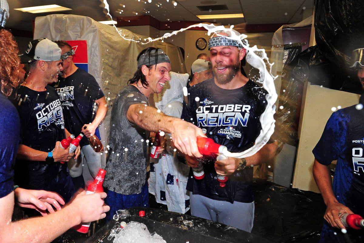 LA Dodgers World Series favorites