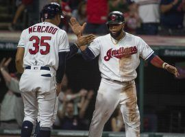 The Cleveland Indians are in playoff mode in the final two weeks of the season while vying for an AL Wild Card berth. (Image: Phil Long/AP)