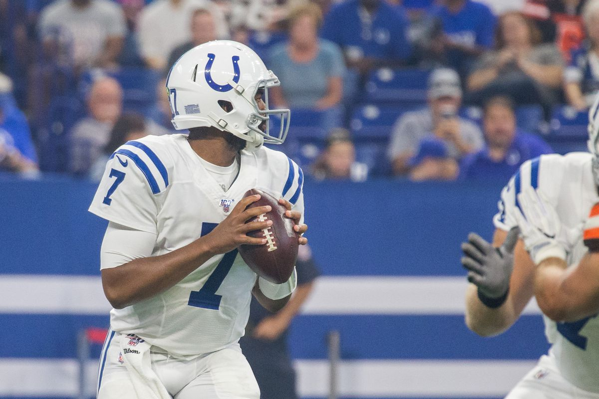 Jacoby Brissett Indianapolis Colts