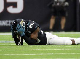 Unhappy Jaguars CB Jalen Ramsey wants out of Jacksonville. (Image: Kevin Jairaj/USA Today Sports)