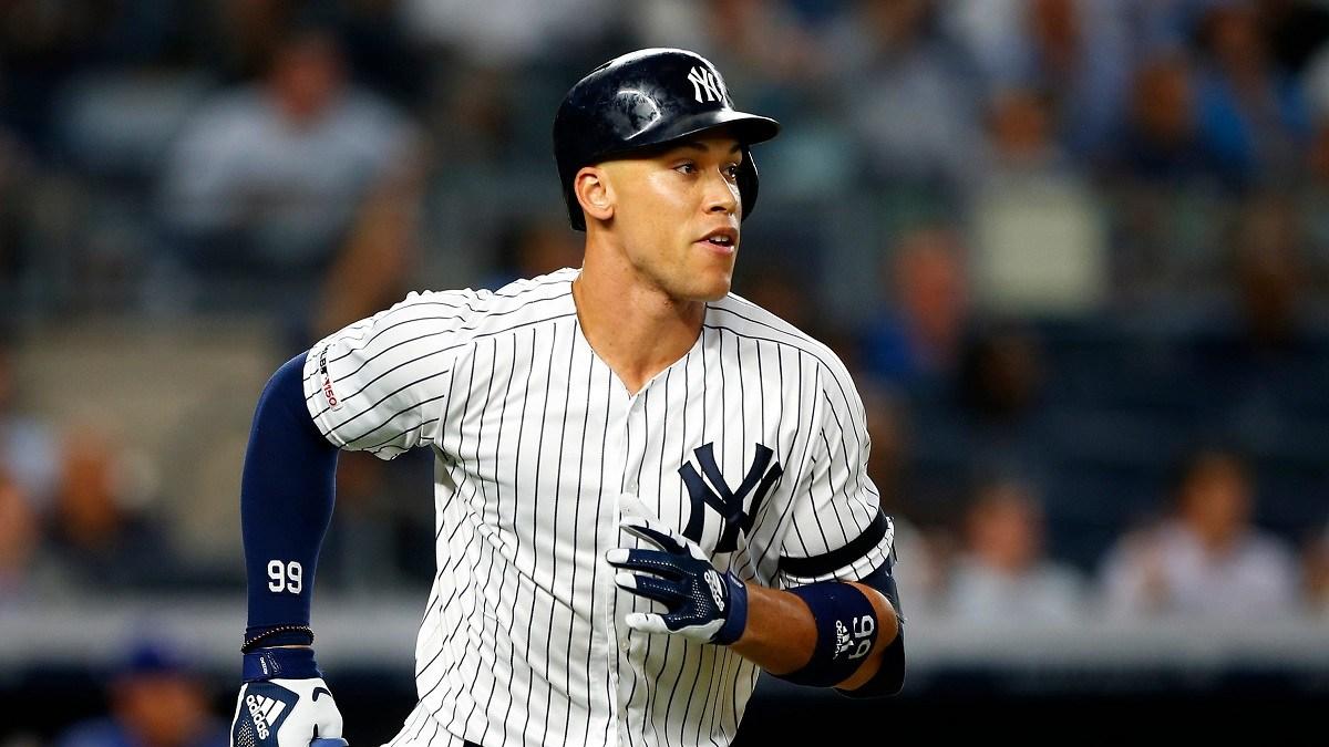 Yankees Aaron Judge home run