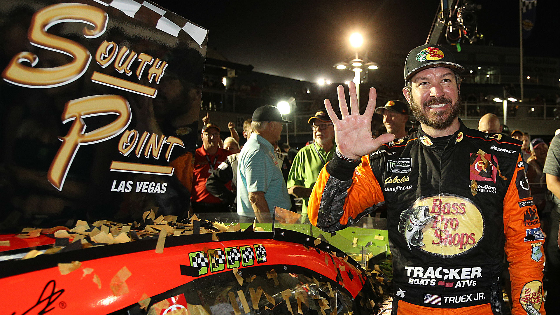 Truex NASCAR playoffs