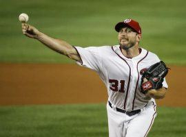 Washington Nationals ace Max Scherzer returns to the rotation after missing several weeks with a back injury. (Image: AP)