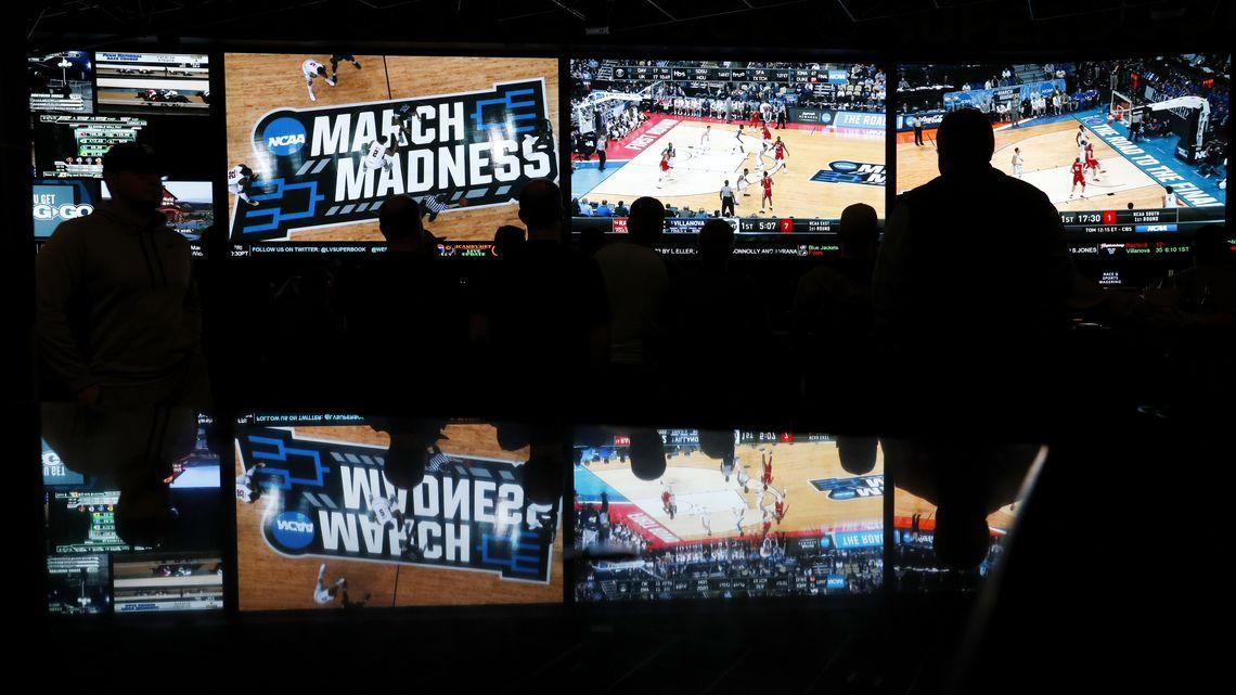 NCAA sports betting legislation