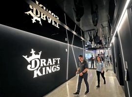 The NFL has announced DraftKings as its first official daily fantasy partner. (Image:  David L. Ryan/Boston Globe/Getty)