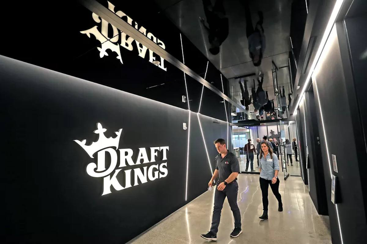 NFL DraftKings Partnership
