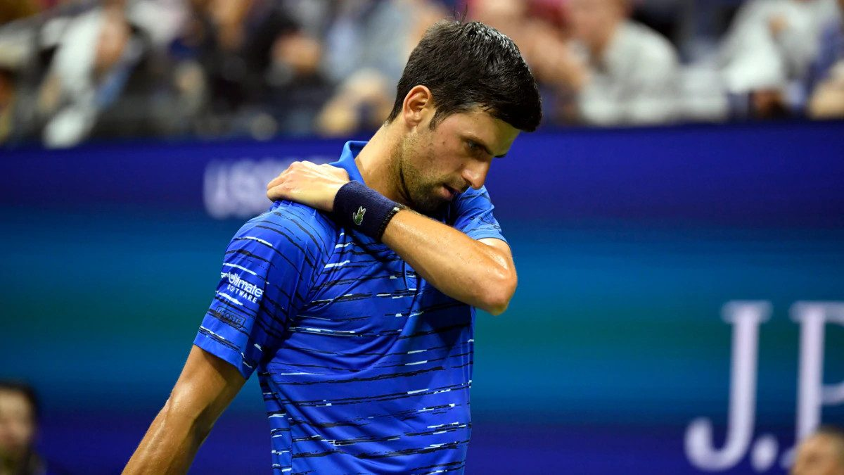 US Open Novak Djokovic