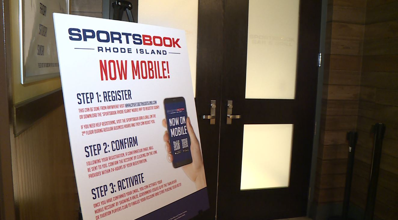 Rhode Island sports betting