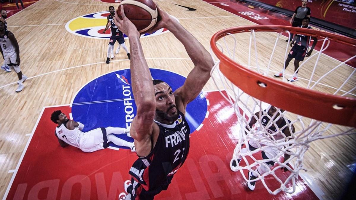 France USA FIBA World Cup