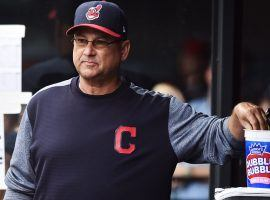 Cleveland Indians manager Terry Francona and his team are on the verge of busting out of the AL Wild Card race. (Image: Ken Blaze/USA Today Sports)