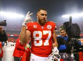 Travis Kelce put up big DFS numbers at the tight end position on Sunday and should be a target for future weeks. (Image: Arrowhead Pride)