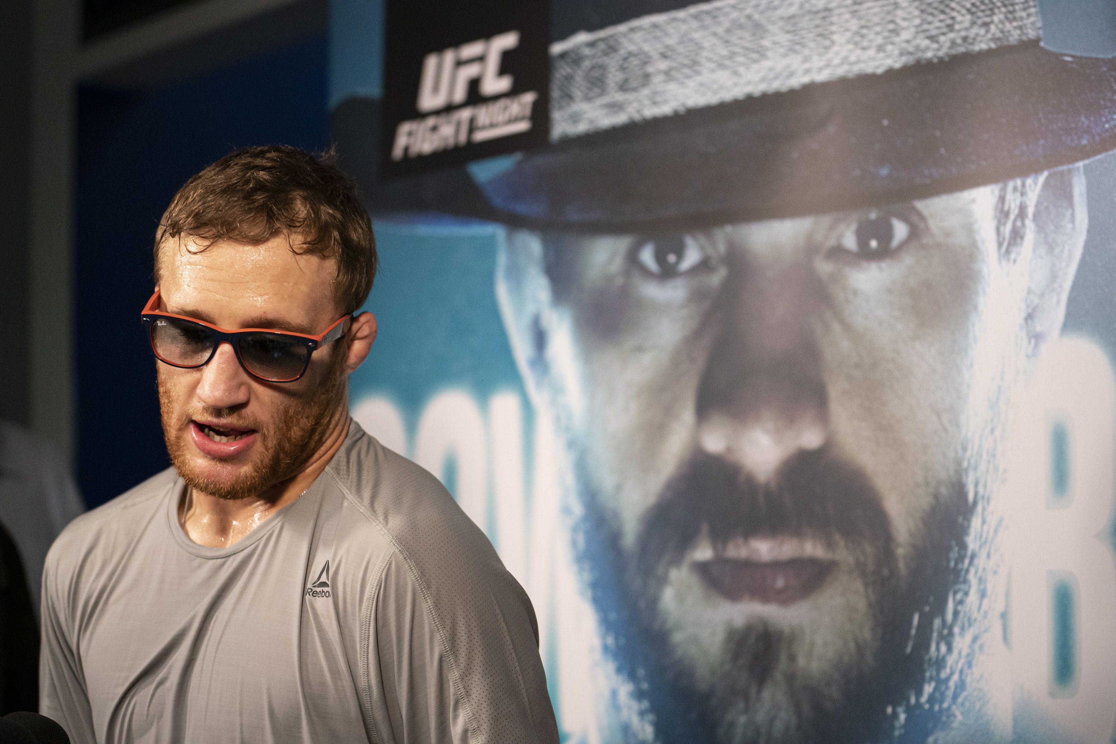 UFC Fight Night Gaethje Cerrone