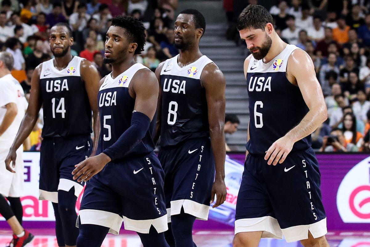 USA Serbia FIBA World Cup