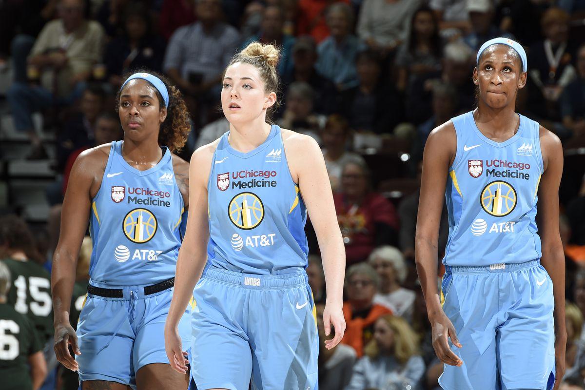 WNBA Playoffs Chicago Sky