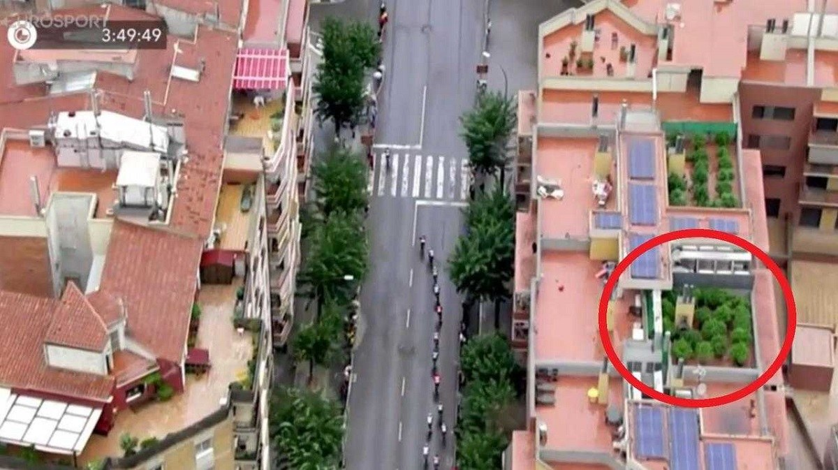 Vuelta a Espana Weed Bust Spain