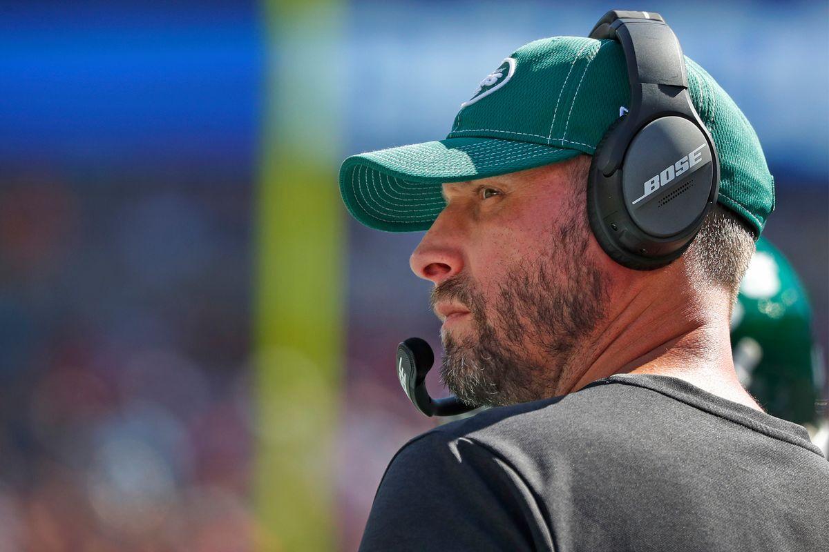 Adam Gase #LOLJets Jets head coach