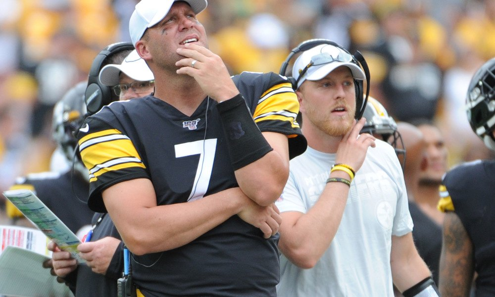 Ben Roethlisberger injured