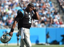 Cam Newton and the Carolina Panthers start the season 0-2. (Image: USATODAY)