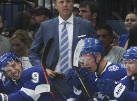 Jon Cooper of the Tampa Bay Lightening is the dean of current NHL head coaches. (Image: tampabay.com)