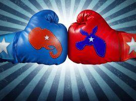 Democrats move into lead for 2020 election. (Image: searchengineland.com)