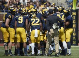 Michigan prepares for Army in week two.