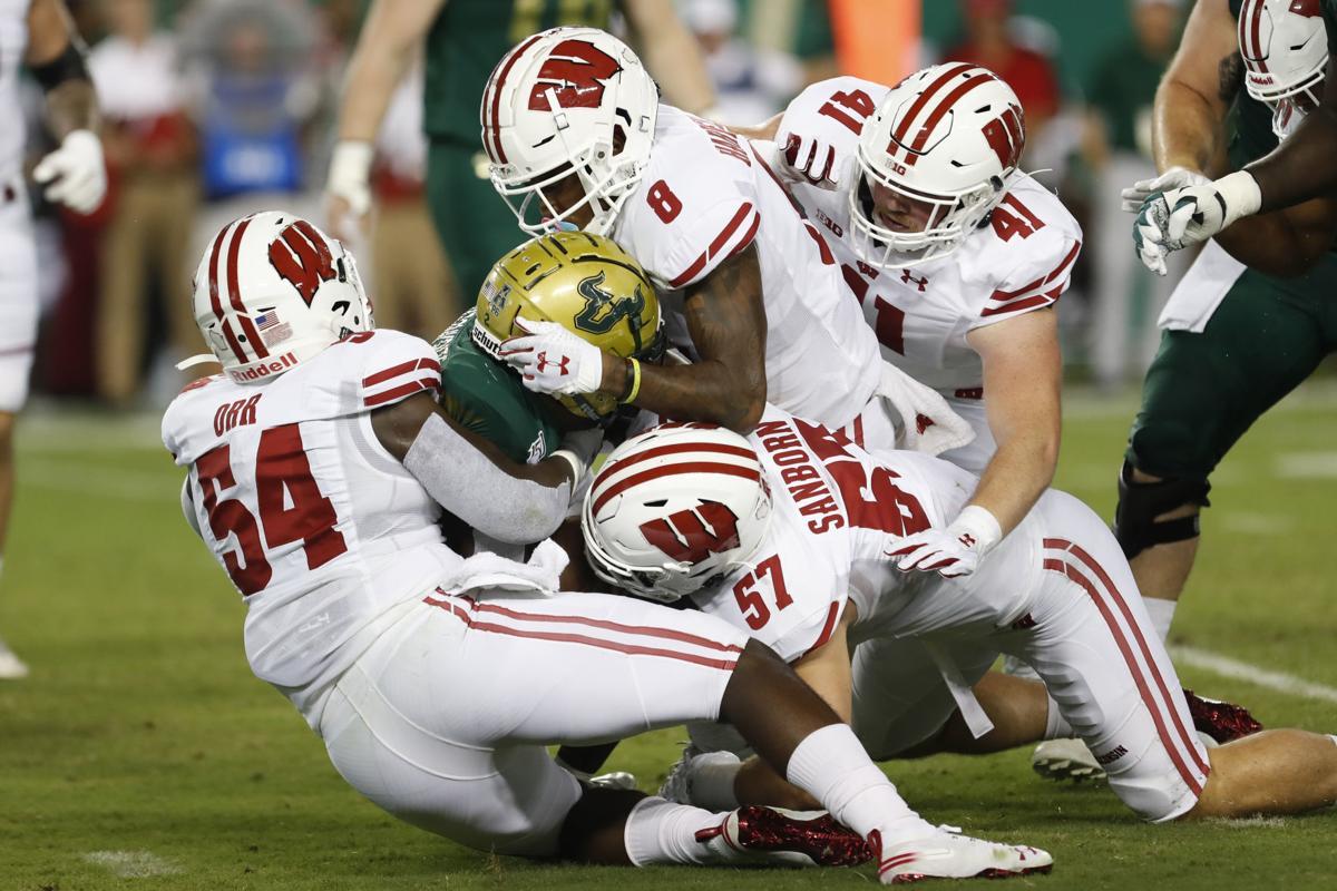 Wisconsin defense