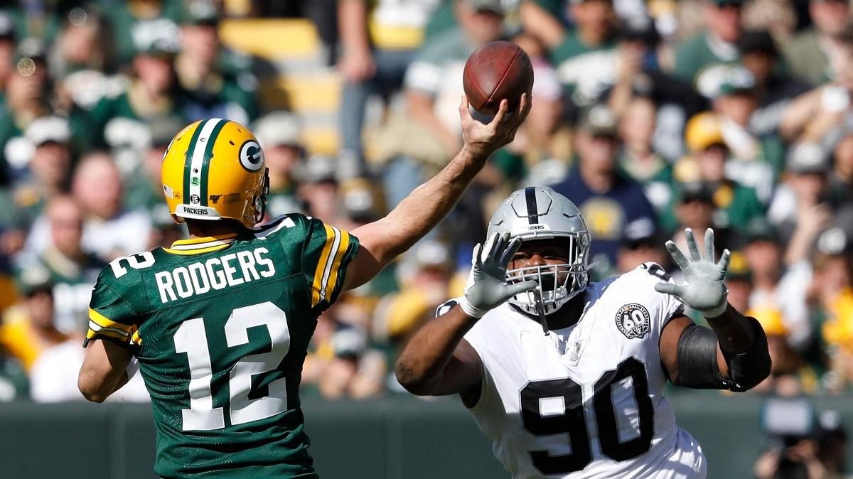 NFL Week 7 Quickie Recap Aaron Rodgers
