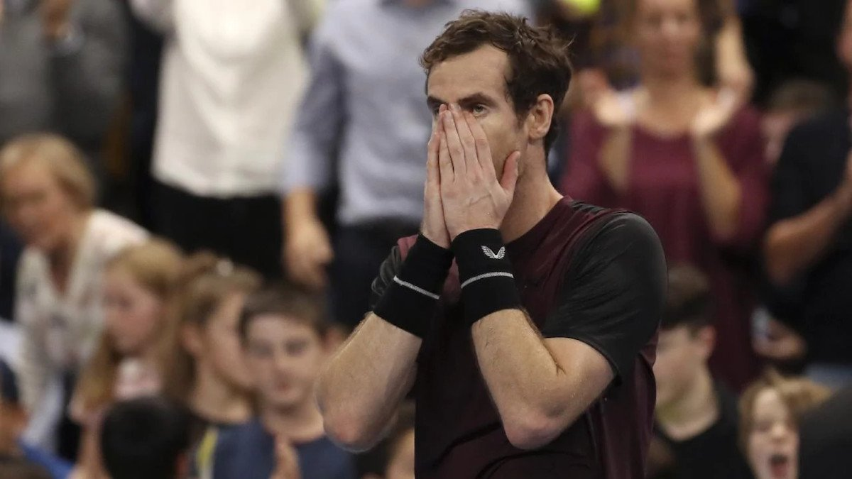 Andy Murray European Open