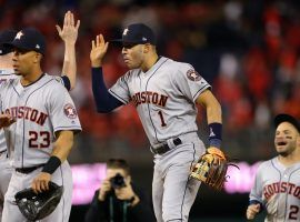 The Houston Astros Won Game 5 over the Washington Nationals to take a 3-2 lead in the 2019 World Series. (Image: Alex Trautwig/MLB/Getty)
