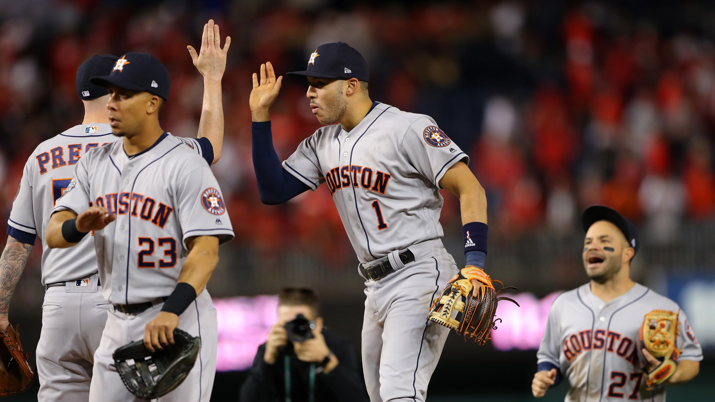 Houston Astros Game 5 World Series
