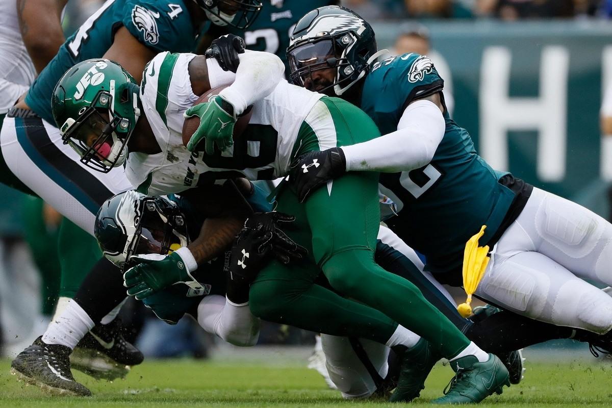 NY Jets Le'Veon Bell #LOLJets Eagles