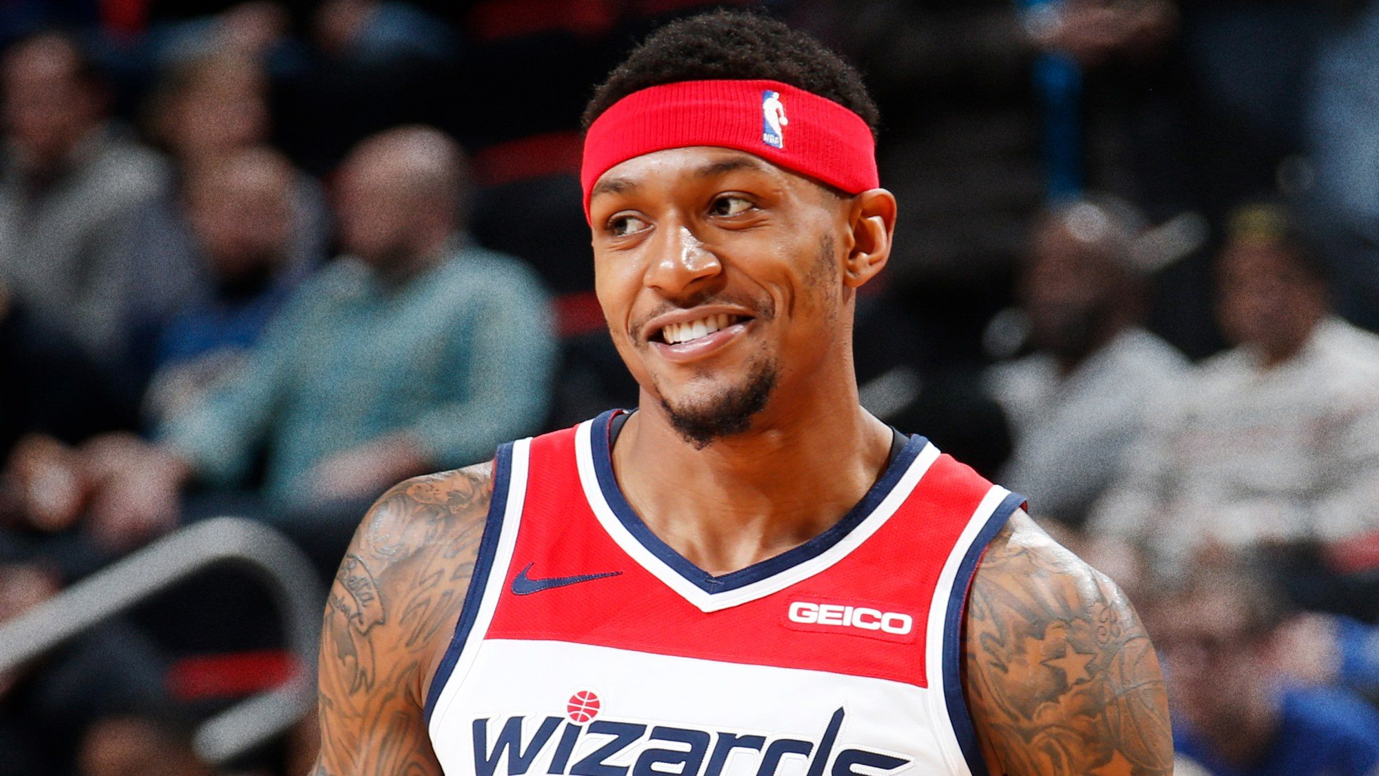 Bradley Beal Wizards extension